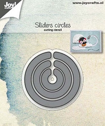 Joy Crafts - Cutting Die - Sliders Circles