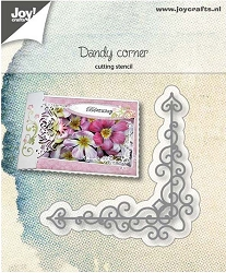 Joy Crafts - Cutting Die - Dandy Corner