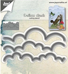 Joy Crafts - Cutting Die - Endless Clouds