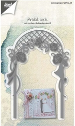 Joy Crafts - Cutting & Embossing Die - Bridal Arch
