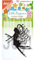 Joy Crafts - Clear Stamp - Little Happiness Flying Fairy