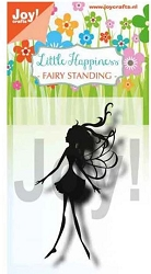 Joy Crafts - Clear Stamp - Little Happiness Fairy Standing