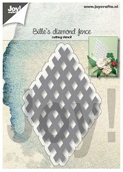 Joy Crafts - Cutting Die - Billie's Diamond Fence