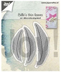 Joy Crafts - Cutting & Embossing Die - Billie's Thin Leaves