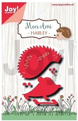 Joy Crafts - Cutting & Embossing Die - Mon Ami Harley Hedgehog