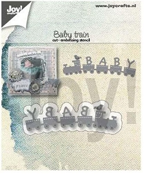 Joy Crafts - Cutting Die - Baby Train
