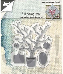 Joy Crafts - Cutting & Embossing Die - Wishing Tree