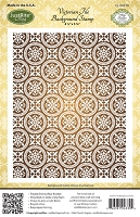 Just Rite - Cling Stamp Set - Victorian Tile Background by Amy Tedder :)