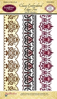 Just Rite - Clear Stamp - Classic Embroidered Edges Two