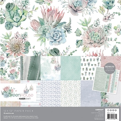KaiserCraft - Greenhouse Collection - Paper Pack