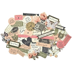 KaiserCraft - Keepsake Collection - Collectables Die Cuts