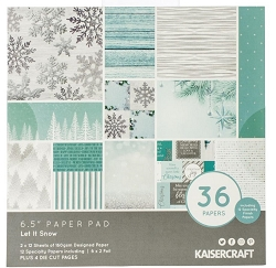 KaiserCraft - Let It Snow Collection - 6.5