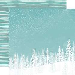 KaiserCraft - Let It Snow Collection - Snowfall (12