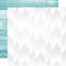 KaiserCraft - Let It Snow Collection - Pine Forest (12