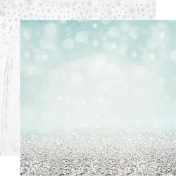KaiserCraft - Let It Snow Collection - Shimmering (12