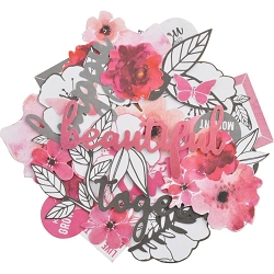 KaiserCraft - Magenta Collection - Collectables Die Cuts