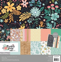 KaiserCraft - Paisley Days Collection - Paper Pack