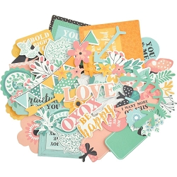 KaiserCraft - Paisley Days Collection - Collectables Die Cuts