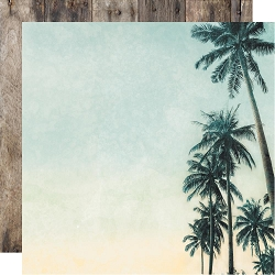 KaiserCraft - Paradise Found Collection - Palm Trees (12