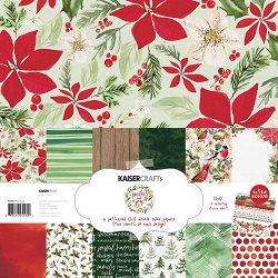 KaiserCraft - Peace and Joy Collection - Paper Pack