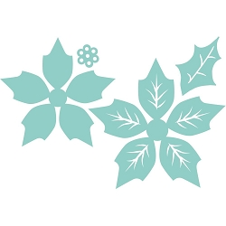 KaiserCraft - Decorative Dies - Poinsettia