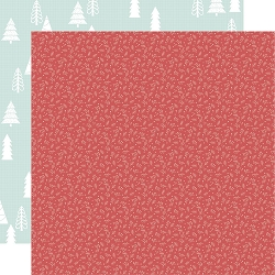 KaiserCraft - Peppermint Kisses Collection - Holly Jolly (12