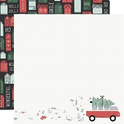 KaiserCraft - Peppermint Kisses Collection - Combi Christmas (12