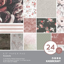 KaiserCraft - Rosabella Collection - 6.5