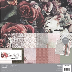 KaiserCraft - Rosabella Collection - Paper Pack