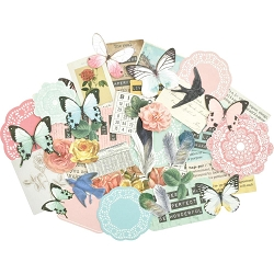 KaiserCraft - Scrap Studio Collection - Collectables Die Cuts