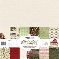 KaiserCraft - Silent Night Collection - Paper Pack
