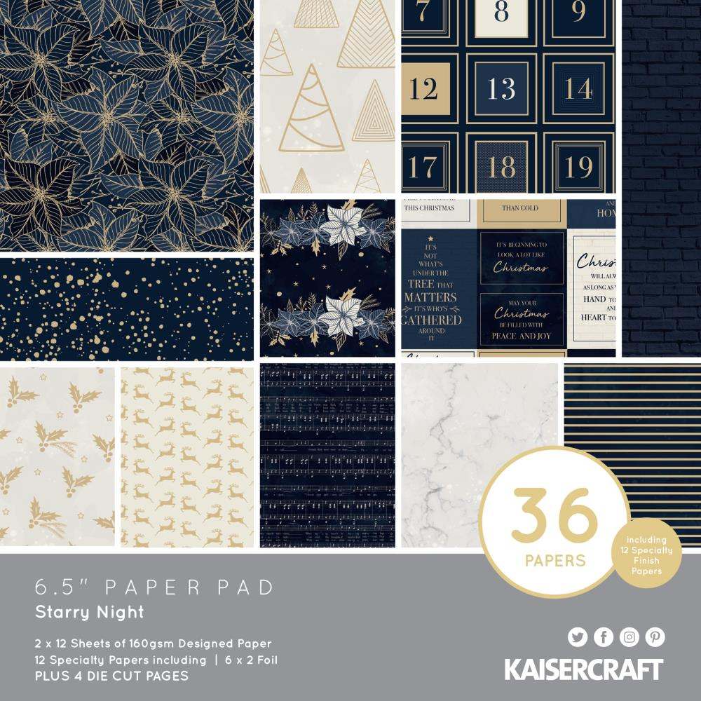 KaiserCraft - Starry Night Collection