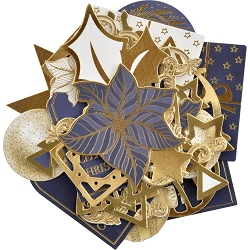KaiserCraft - Starry Night Collection - Collectables Die Cuts (Foiled)