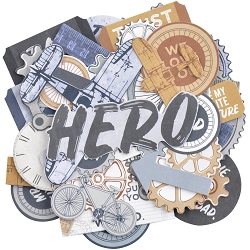 KaiserCraft - Workshop Collection - Collectables Die Cuts