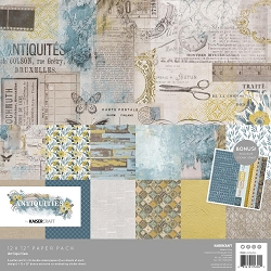 KaiserCraft - Antiquities Collection - Paper Pack