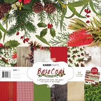 Kaiser - Base Coat Christmas Collection - Paper Pack :)