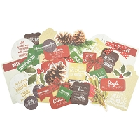 Kaiser - Base Coat Christmas Collection - Collectables Die Cuts
