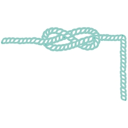 KaiserCraft - Decorative Dies - Rope Corner