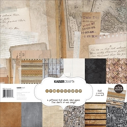 KaiserCraft - Documented Collection - Paper Pack