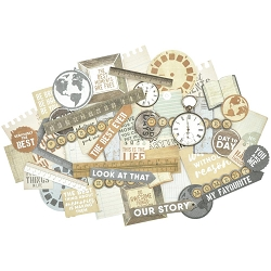 KaiserCraft - Documented Collection - Collectables Die Cuts