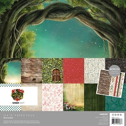 KaiserCraft - Enchanted Collection - Paper Pack