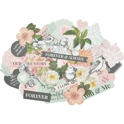 KaiserCraft - Everlasting Collection - Collectables Die Cuts