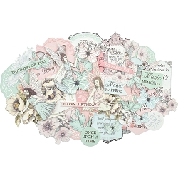KaiserCraft - Fairy Garden Collection - Collectables Die Cuts