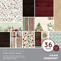 KaiserCraft - Under The Gum Leaves Collection - 6.5