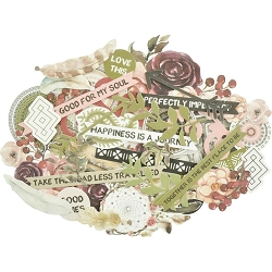 KaiserCraft - Gypsy Rose Collection - Collectables Die Cuts