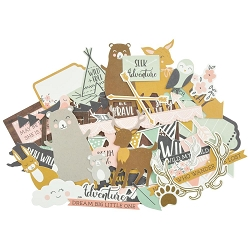 KaiserCraft - Hide & Seek Collection - Collectables Die Cuts