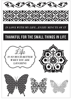 Kaiser - Be-YOU-tiful Collection - Clear Stamps  :)