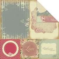 KaiserCraft - Magnolia Grove Collection - 12X12 Paper - Stylish