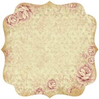 KaiserCraft - Magnolia Grove Collection - 12X12 Diecut Paper - Charming