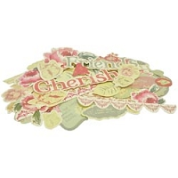 KaiserCraft - Magnolia Grove Collection - Die Cuts - Collectables :)